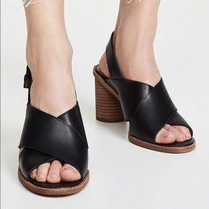 Madewell Ruthie Crisscross Sandal